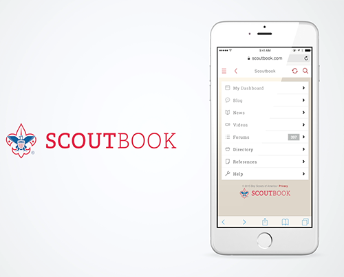 BSA Marketing Toolbox Scoutbook